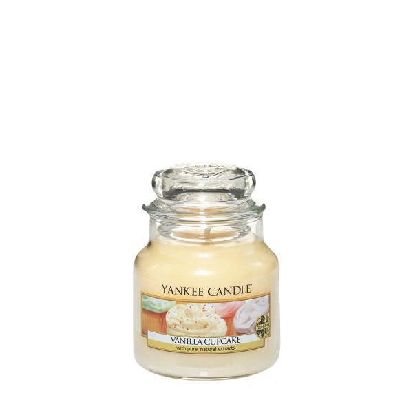 Vanilla Cupcake Small Classic Jar