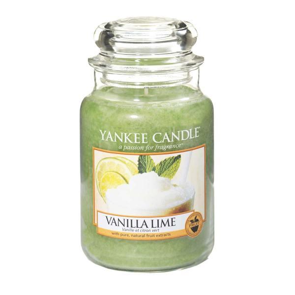Vanilla Lime Large Classic Jar