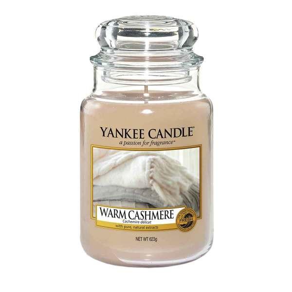 Warm Cashmere Large Classic Jar