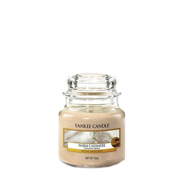 Warm Cashmere Small Classic Jar