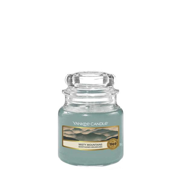 Misty Mountains Small Classic Jar