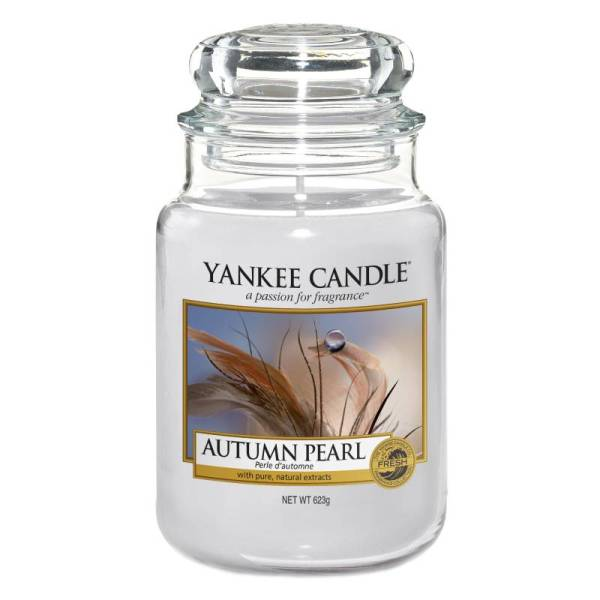 Autumn Pearl Yankee Candle Large