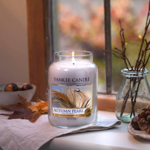 Autumn Pearl Yankee Candle Photo 1