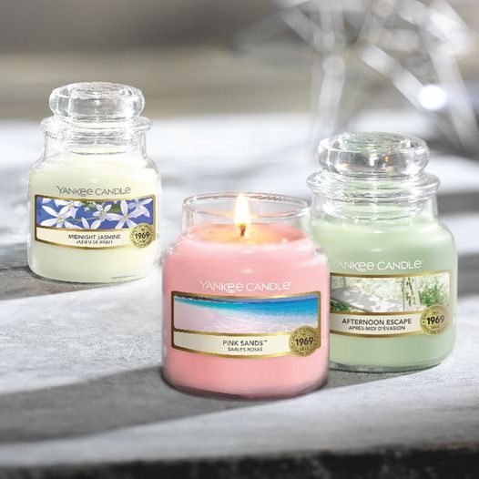 Midnight Jasmine Pink Sands Afternoon Escape Small