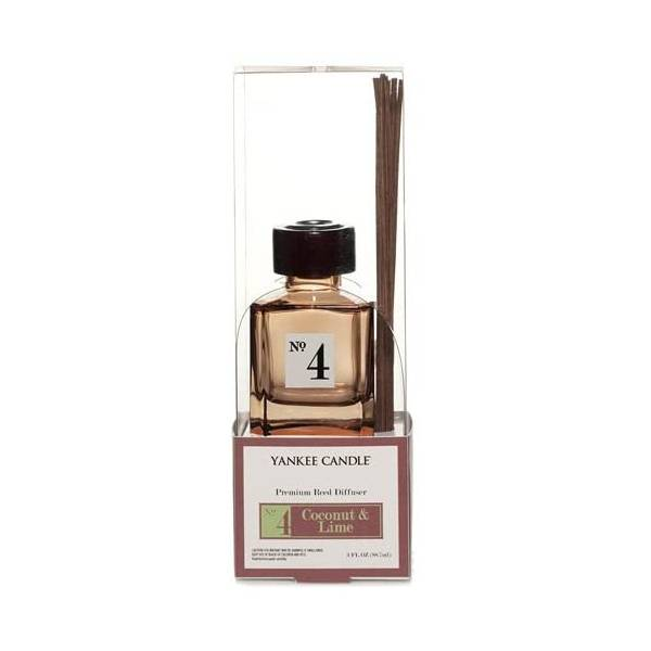 Coconut Collection Reed Diffuser Coconut and Lime no 4