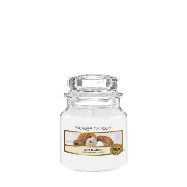 Soft Blanket Small Classic Jar