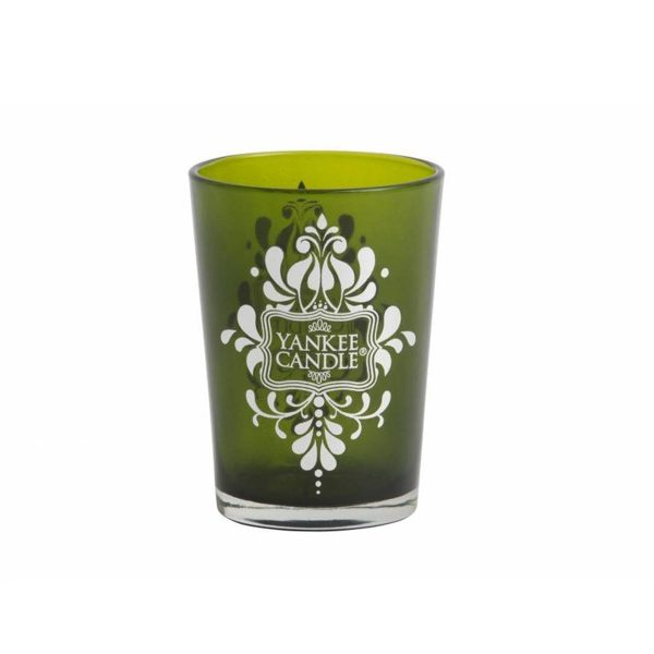 Bazaar-Votive-Holder---Green