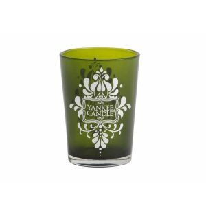 Bazaar Votive Holder Green 2