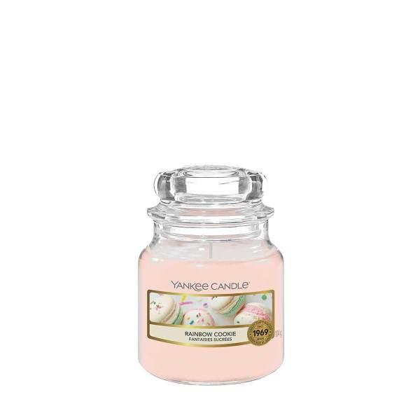 Rainbow Cookie Small Jar
