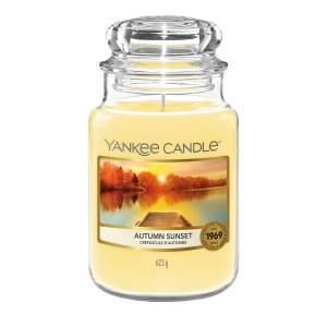 Yankee Candle Autumn Sunset Large Jar Candle