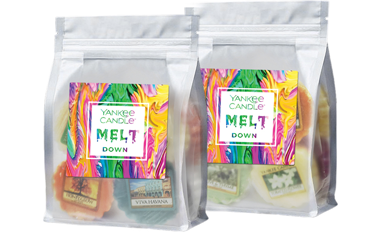 Yankee Candle Melt Down Tart Packs