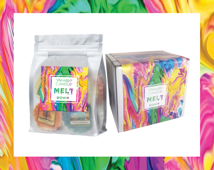 Yankee Candle Melt Down Gift Sets