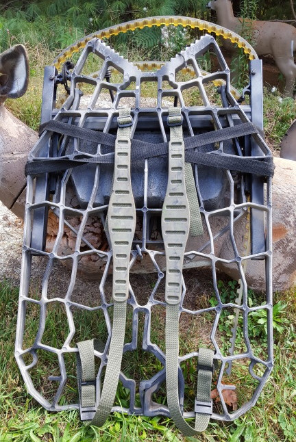 The Claw treestand straps