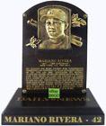 Ships Today: MARIANO RIVERA Hall of Fame Replica Plaque SGA 8/17/2019 NY Yankees
