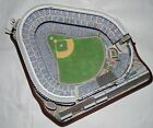 Rare Danbury Mint Deluxe Size Lighted Yankees Stadium Replica. WITH ISSUES READ