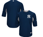 Authentic NY Yankees Batting Baseball Jersey New Mens MD