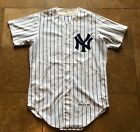 Vintage Wilson Authentic New York Yankees Pinstripe Jersey Mens 42