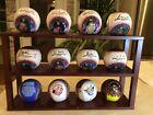 YANKEES & More Hand-Sewn Baseball Fotoball Bradford Collection Of 12 Balls