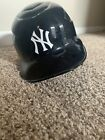 New York Yankees Matte Rawlings Coolflo Full Size Baseball Batting Helmet