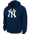 Majestic New York Yankees Baseball Sweatshirt New Mens Sizes