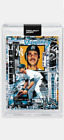 TOPPS PROJECT 2020 CARD 1984 TOPPS YANKEES DON MATTINGLY #386 by TYSON BECK