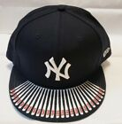 New Era Yankees Spike Lee Hat/Cap- Bats on Brim