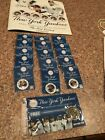 New York Yankees 2004 Medallion Collection The Next Century NY Post Complete Set