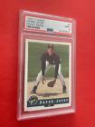 "Derek Jeter 1992 Classic Draft Picks Rookie Card PSA Mint ""9"" MLB NY Yankees"