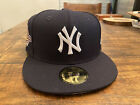 New York Yankees 1996 World Series Green Paisley UV New Era Fitted Cap 7 3/4