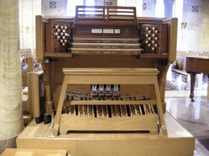 Yankton Benedictines Casavant organ
