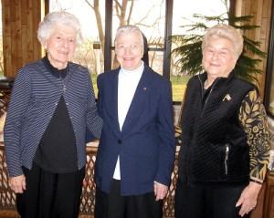 Yankton Benedictine Sister Virginia Kopp