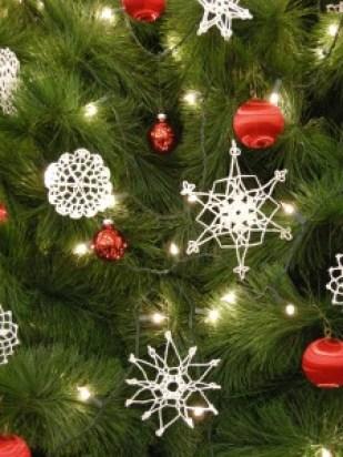 Sacred Heart Monastery Christmas Tree