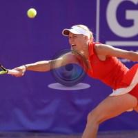 Tennis WTA in Strasbourg 1st round
