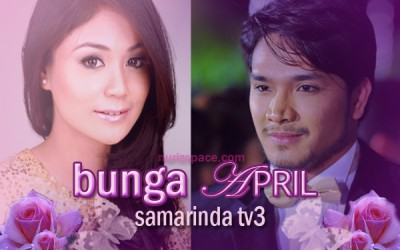 drama bunga april samarinda tv3