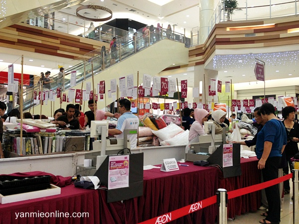aeon jusco members card day