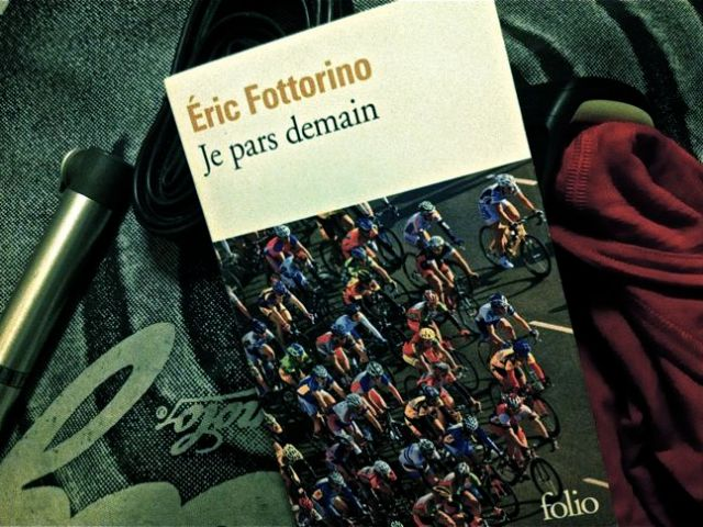 "Eric Fottorino ""Je pars demain"""