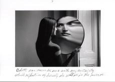 Duane Michals Dr. Heisenberg's Magic Mirror of Uncertainty, 1998 c