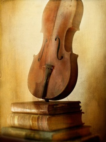 Richard Tuschman - Violin & Books