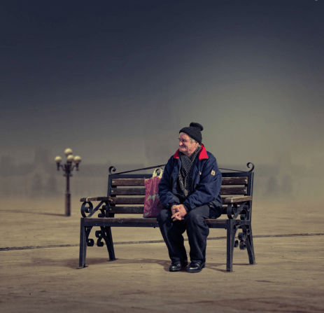 For one moment in my life, i was feel lonely