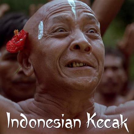 indonesian kecak