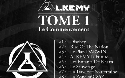 ALKEMY - TOME 1 Le Commencement (Frenchcore)
