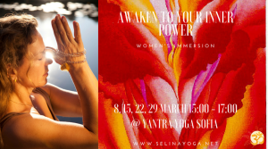 Women's Immersion | Awaken to your Inner Power On 3 consecutive Thursdays