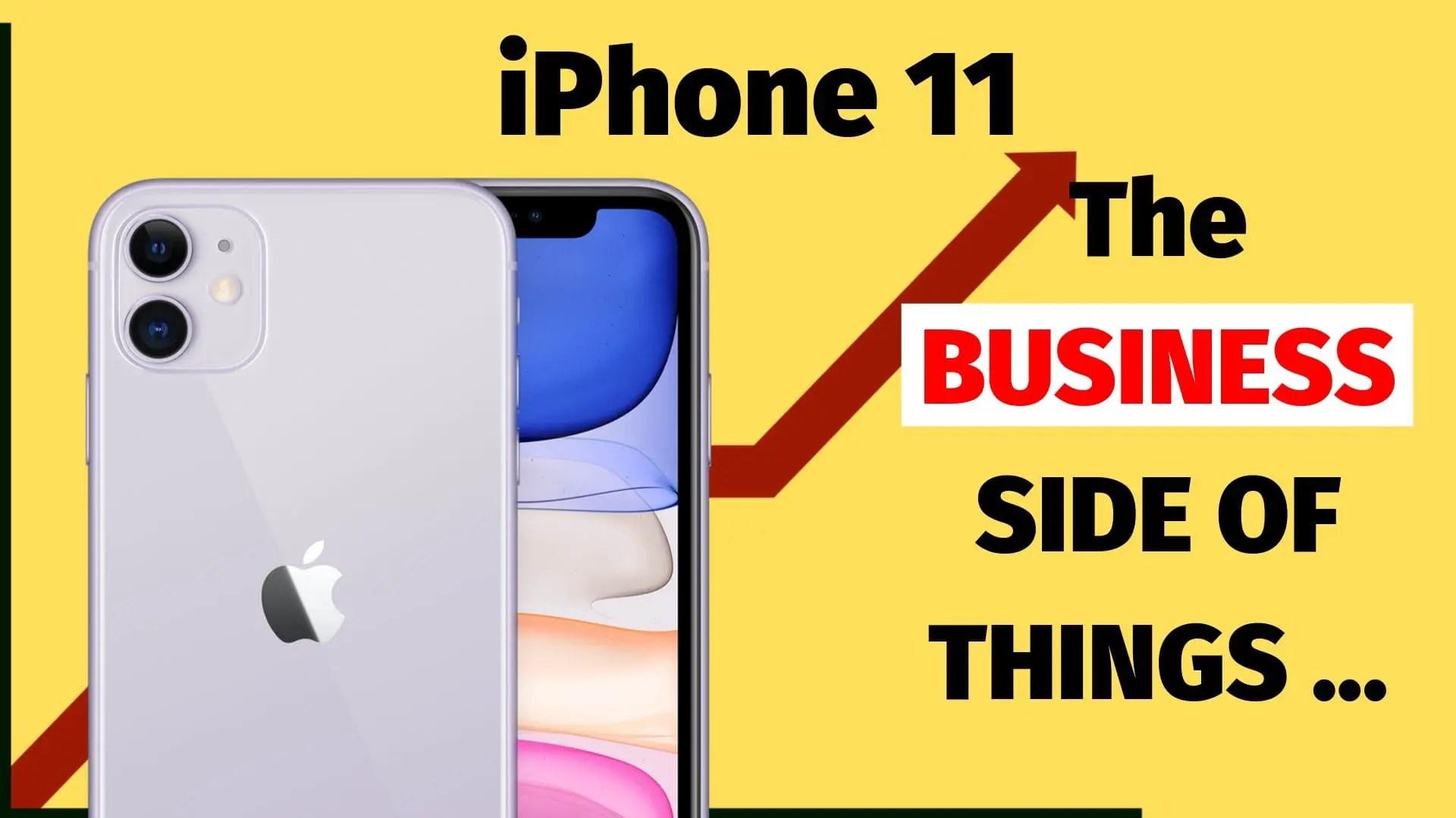 iphone 11 iphone sales