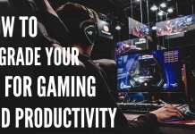 How Should I Upgrade My PC For Gaming And Productivity
