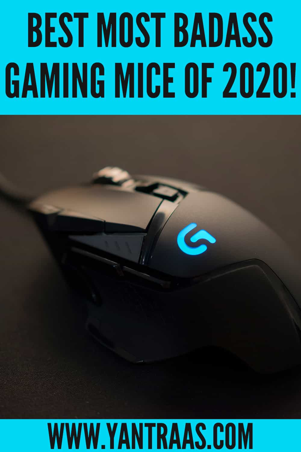 best gaming mouse in 2020