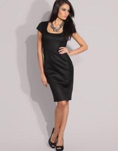 каким должно быть базовое платье?