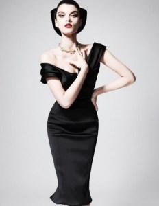 нестандартные фасоны платьев