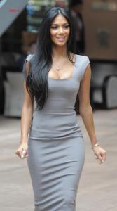 слишком обтягивающее платье