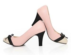 обувь в стиле гамин