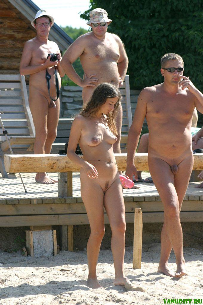 Секс нудистов на кап даге 14 фотография